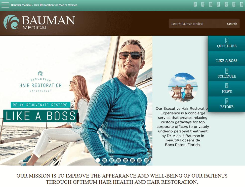 Bauman Medical Cover