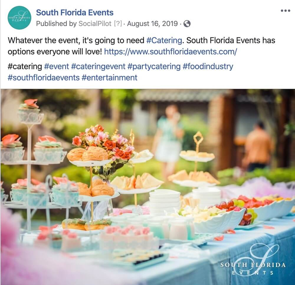 Social Media for Event Companies