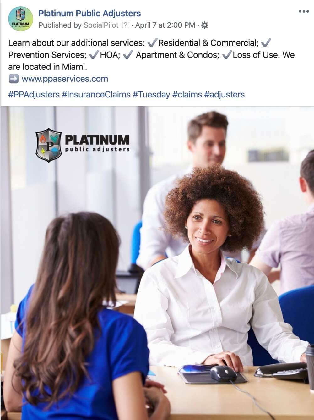 Social Media for Insurance Companies