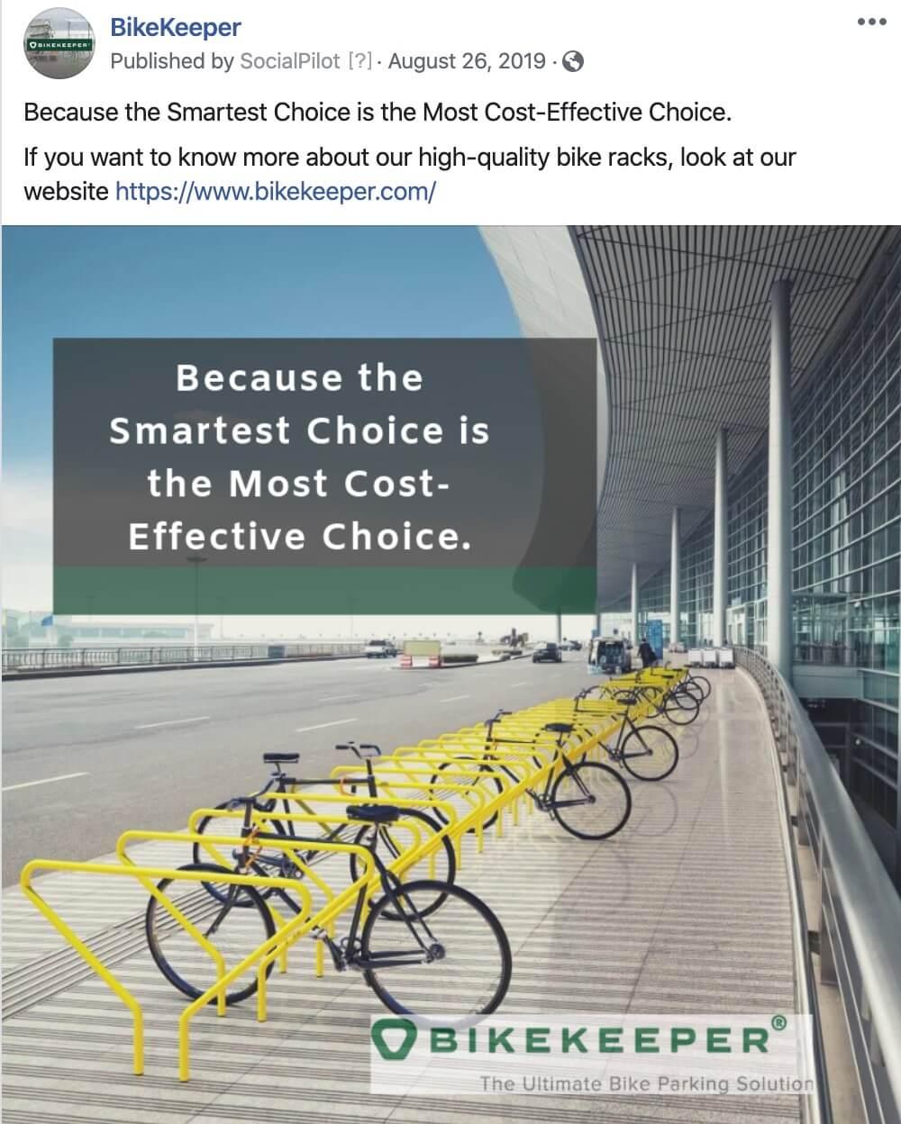 Municipal, Cycling