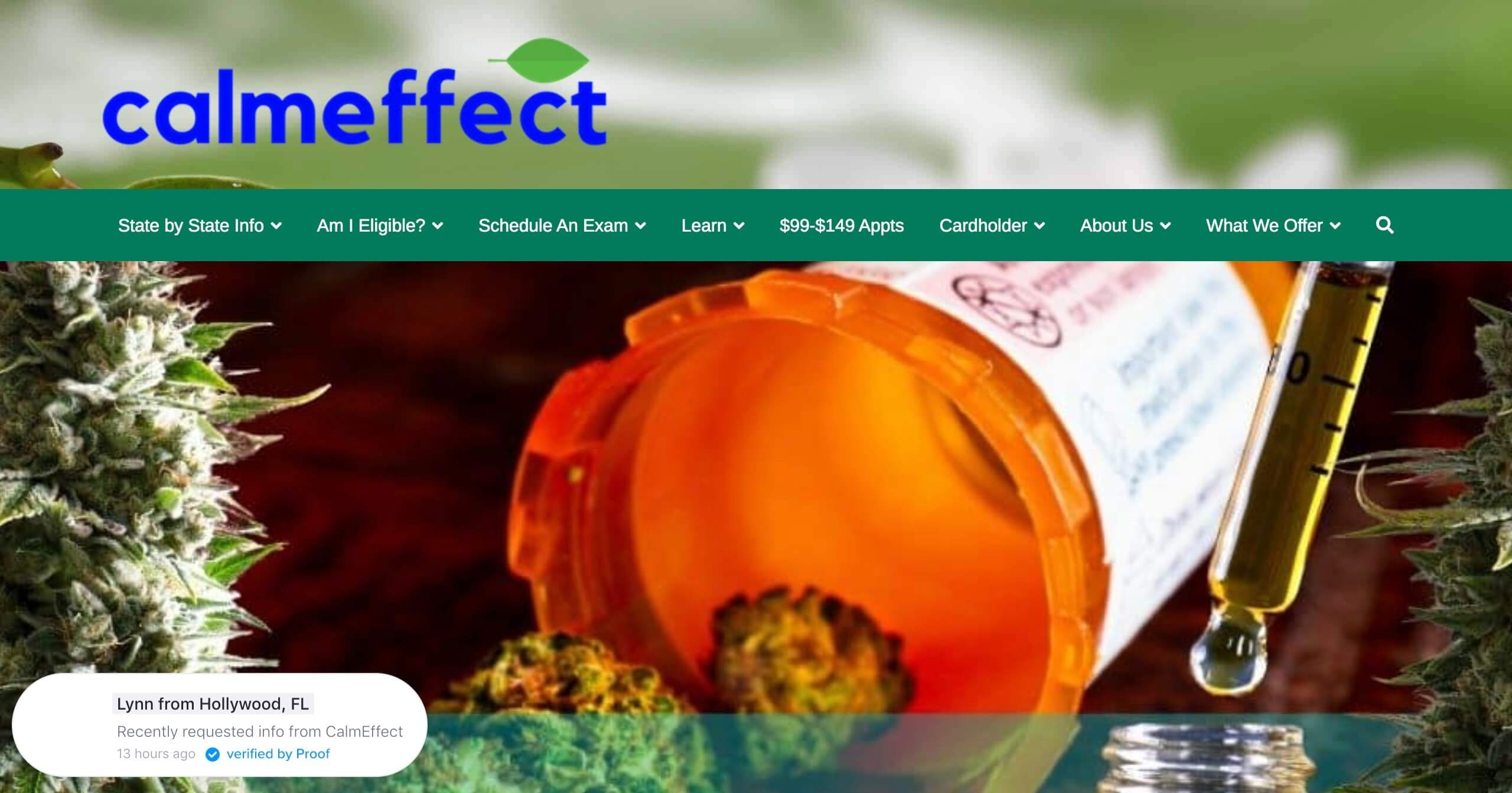 Calm Effect - Case Study