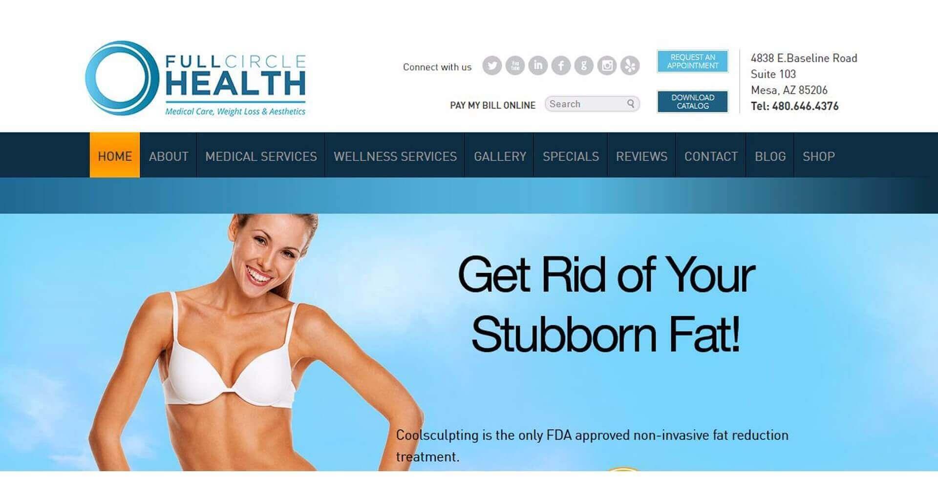 Full Circle Health AZ - Case Study