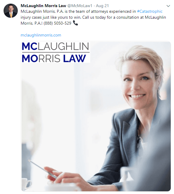 McLaughlin Morris Law - Case Study