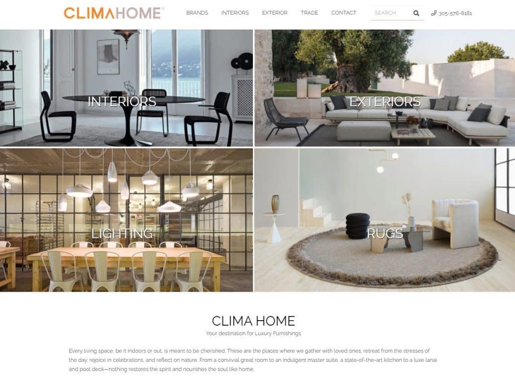 Clima Home - Case Study